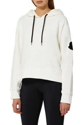 Cotton Blend Sweatshirt