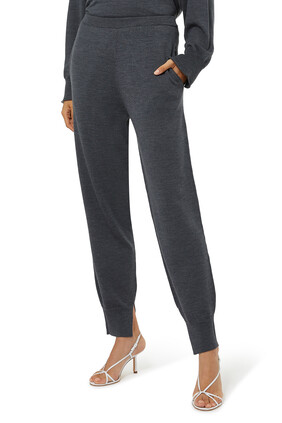 Merino Wool Jogging Pants