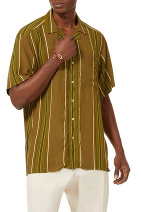 Safar Pinstripe Shirt
