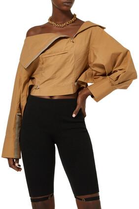 Le Haut Nueva Oversized Shirt