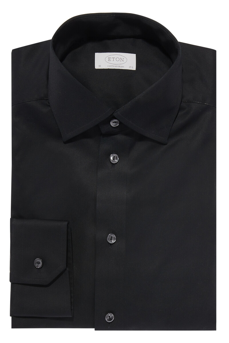 Contemporary Fit Signature Twill Shirt image number 1
