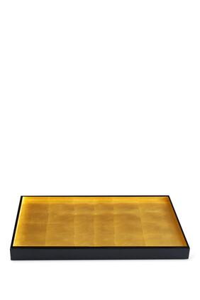 London Gold Leaf Tray Medium
