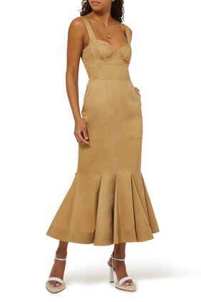Liv Ruffle Dress