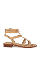 Eavan Studded Gladiator Sandals
