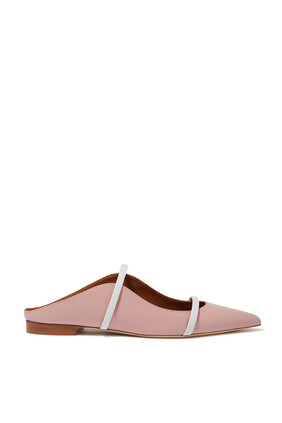 Maureen Leather Mules