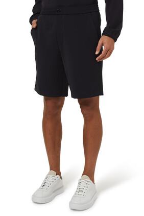 Drawstring Tech Twill Shorts