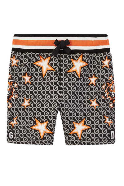Jungle Sport Tiger Shorts