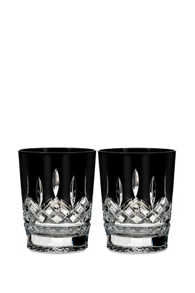 Waterford Lismore Tumblers, Set of Two