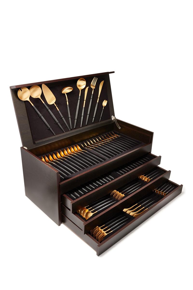 Goa 130 Piece Cutlery Set image number 1