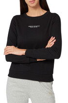 Clean Logo Active Sweatshirt