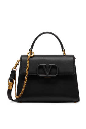 Small VSling Leather Bag