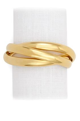 Three Ring Napkin Rings