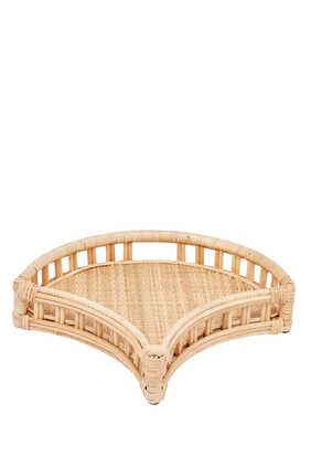 Natural Bamboo Tray