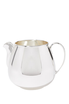 Anna Silver Plated Pitcher