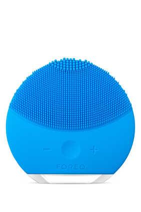 Fuchsia Luna Mini 2 Facial Cleansing Brush