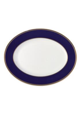Renaissance China 35 Oval Dish