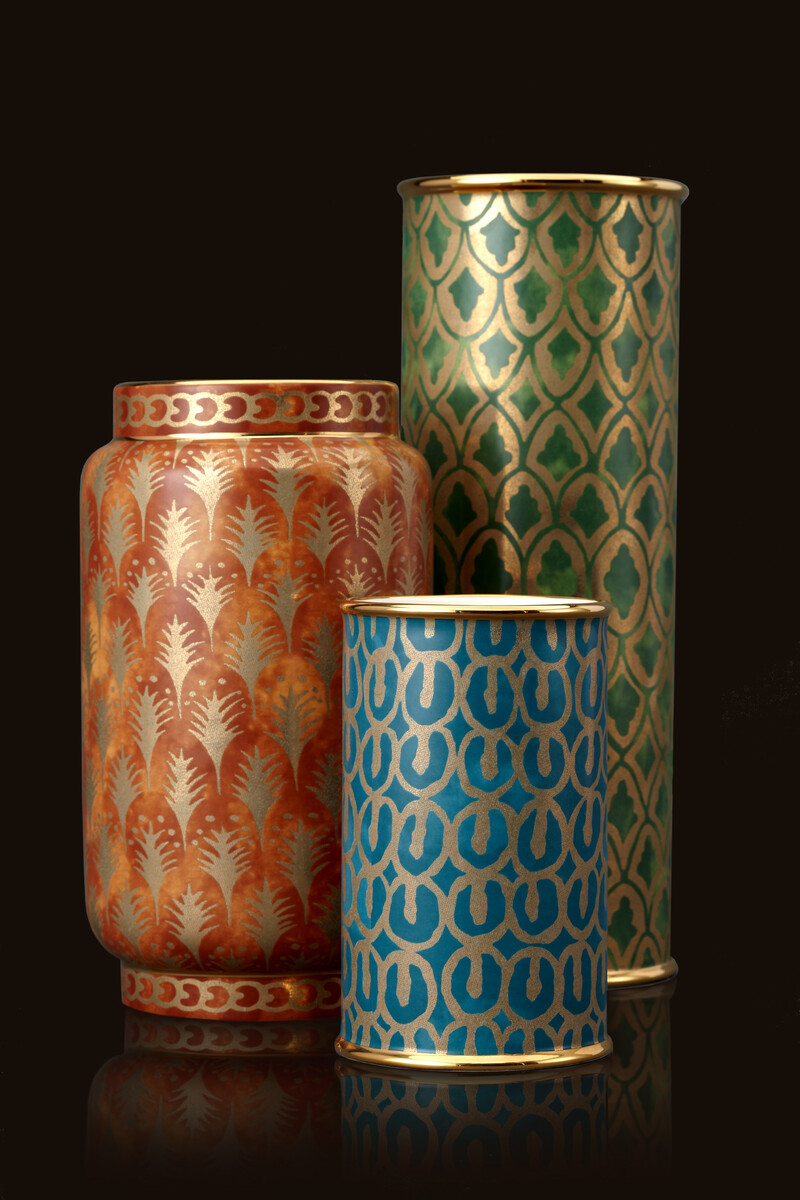 Large Fortuny Peruviano Vase image number 2