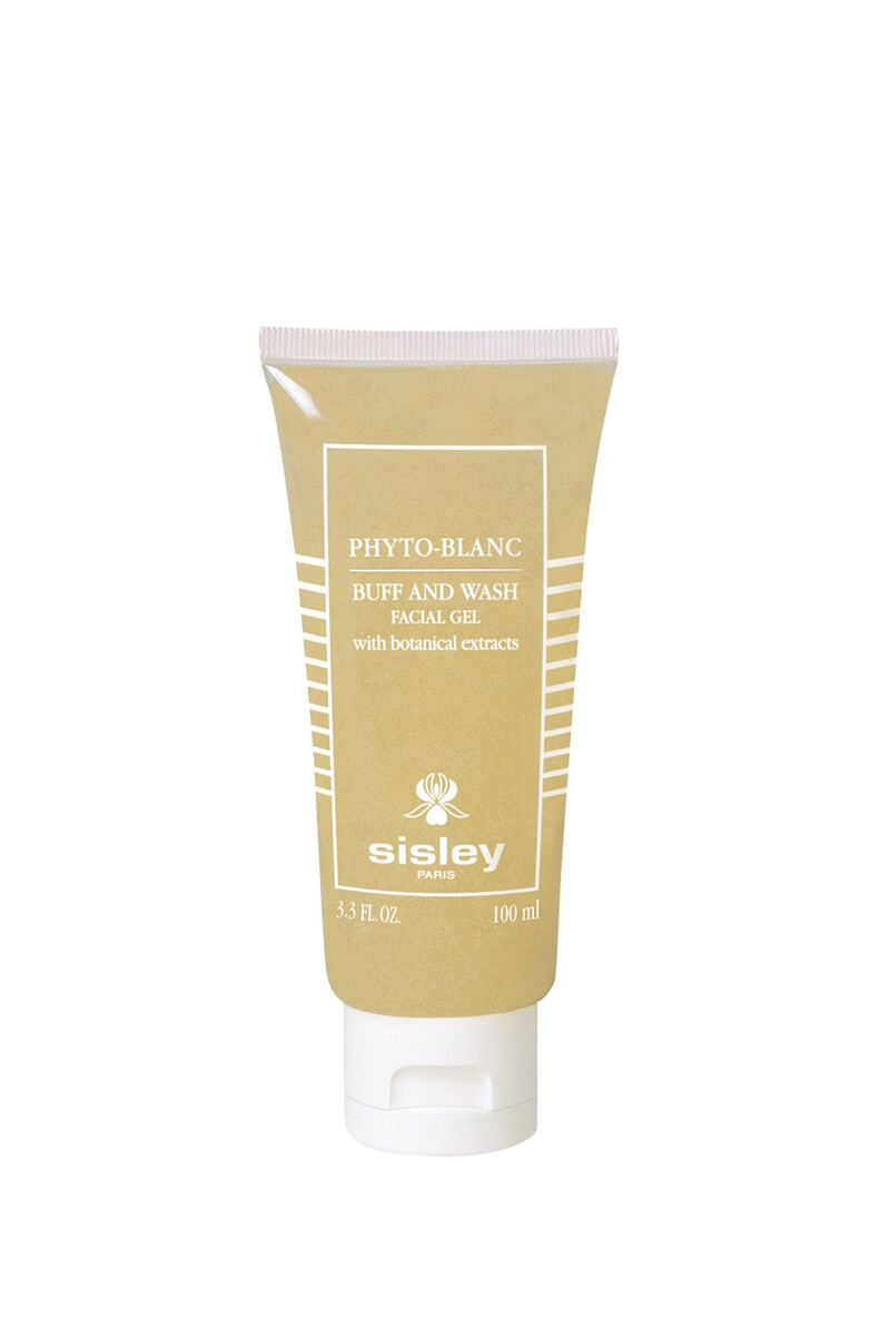 Phyto-Blanc Buff and Wash Facial Gel image number 1