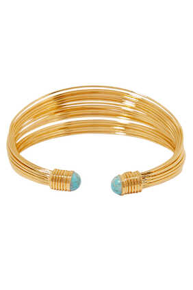 Arpa Cabachons Bangle