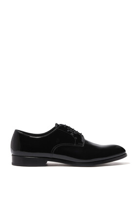 York Patent Derby Shoes