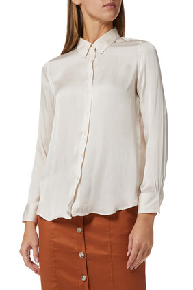 Dillon Soft Satin Shirt