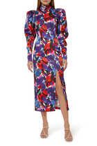 Theresa Floral Print Dress
