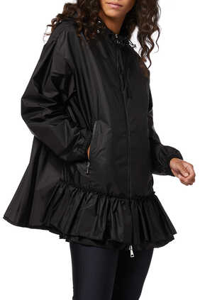 Sarcelle Ruffle Jacket