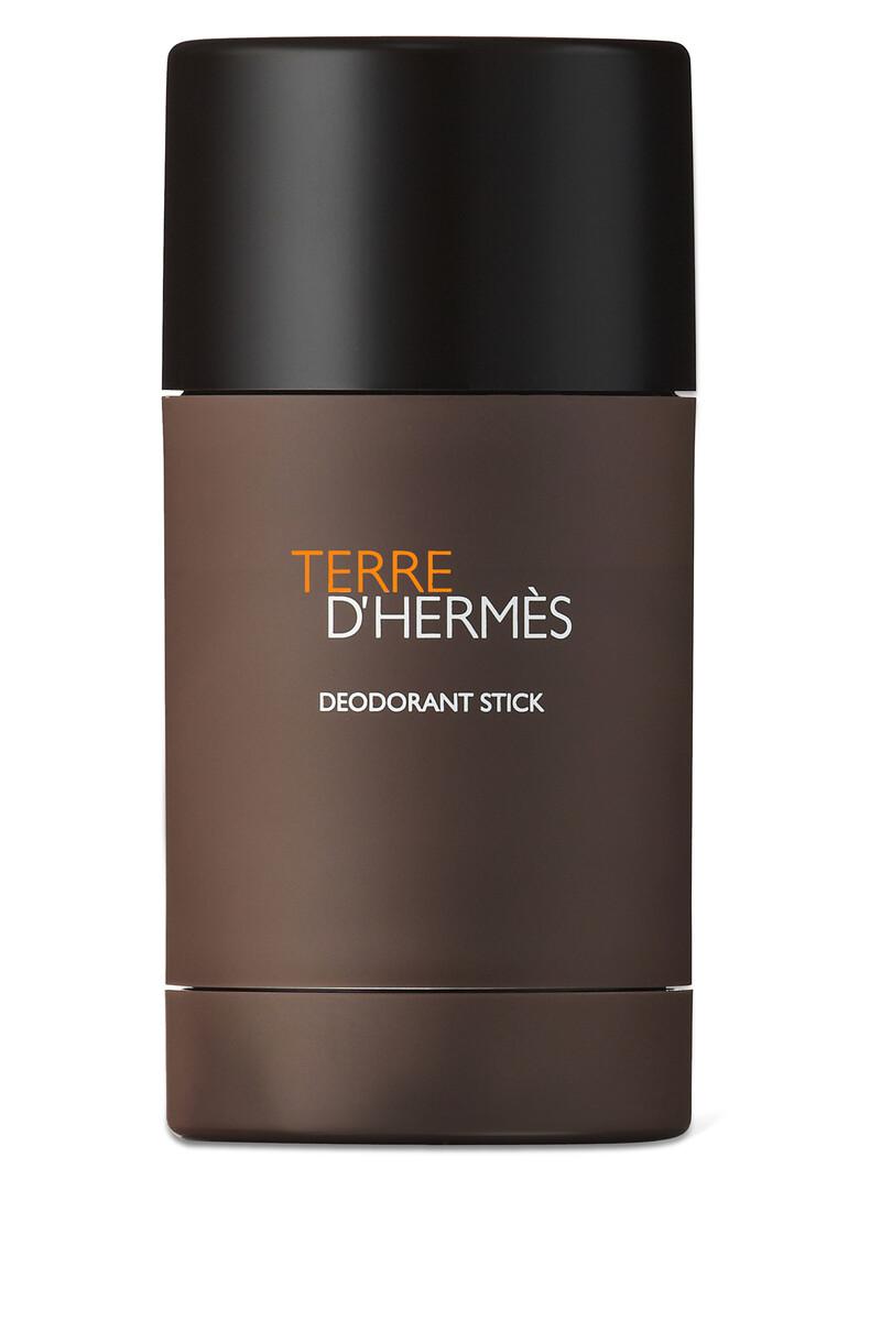 Terre d'Hermès, Alcohol-free deodorant stick image number 1