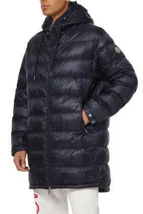Trayas Quilted Parka Jacket