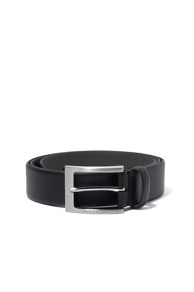 Barnabie Nappa Leather Belt
