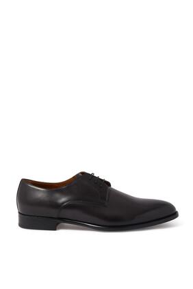 Kavi Leather Derby Shoes
