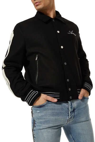 Bones Varsity Jacket