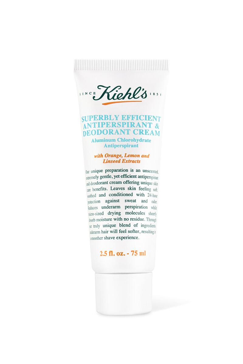 Superbly Efficient Anti-Perspirant And Deodorant Cream image number 1