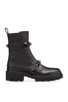 Valentino Garavani Roman Stud Boots