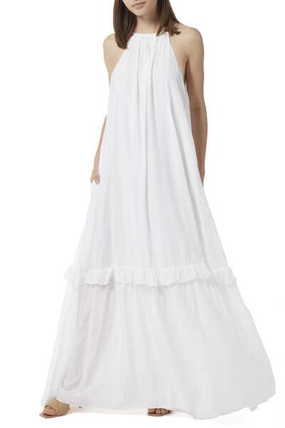 Apfel White Dress