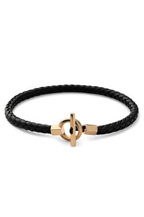 Atlas Leather Bracelet