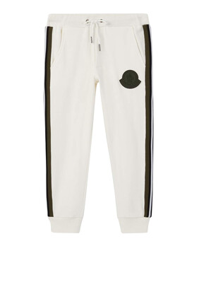 Striped Jersey Sweatpants