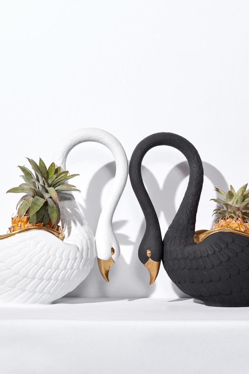 Large Swan Bowl image number 2