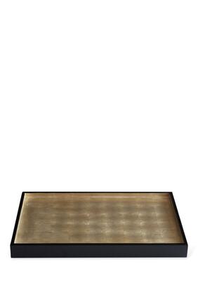 Windsor Silver Leaf Tray Medium