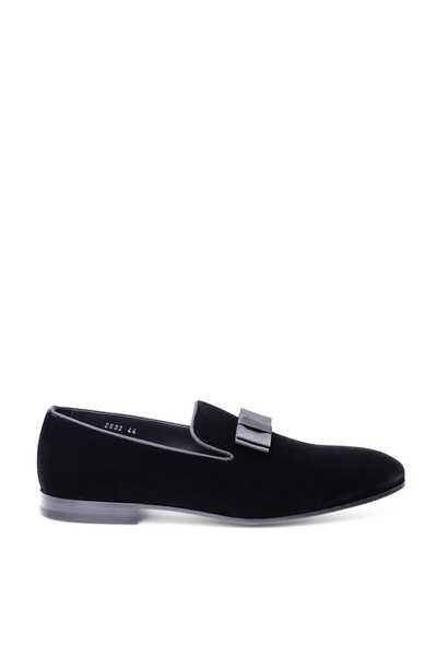 Brad Velvet Loafers