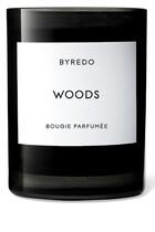 Wood Fragranced Candle