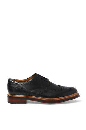Archie Leather Brogue