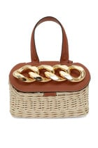 Small Chain Lid Basket