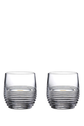 Waterford Mixology  Circon Tumblers, Set of Two