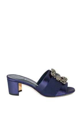 Martamod Satin Sandals