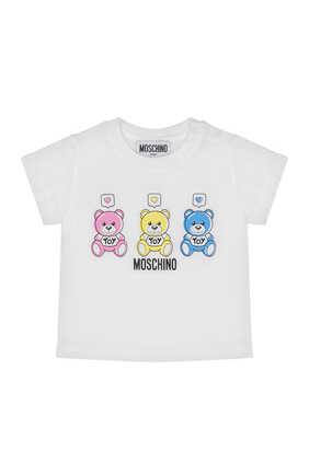 Teddy Bear Logo T-Shirt