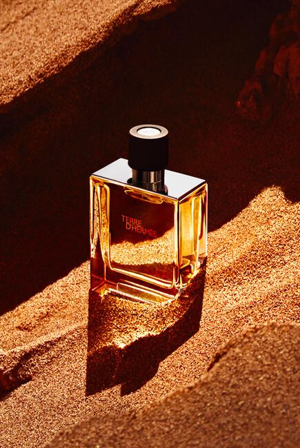 Terre d'Hermès, Parfum