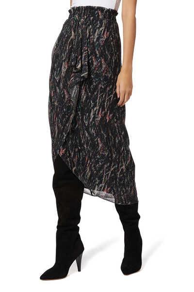 Aubagna Maxi Skirt