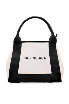 Navy XSmall Cabas Bag