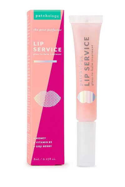 Lip Service Gloss to Balm Treatment